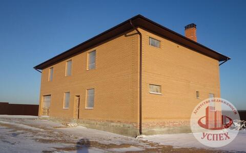 2-этажный дом 380 м2 на участке 15 сот.в д.Бутурлино на ул Рябиновая.
