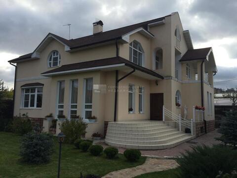 3-х этажный дом 360 кв. м на участке 14 соток по Дмитровскому шоссе 5 .