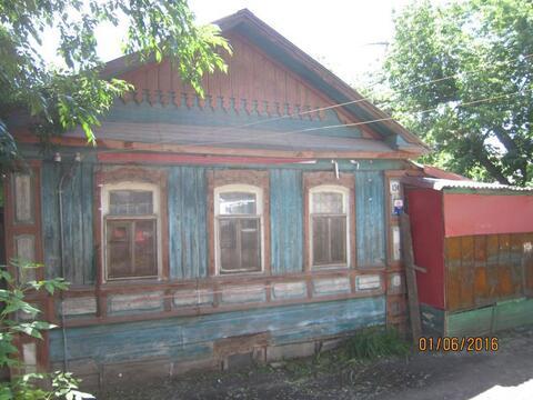 Участок в историческом центре Саратова