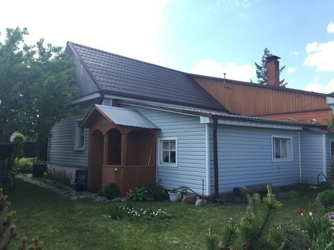 Продается часть дома 50 кв.м, 5 соток в п. Малино, Ступинского р-на