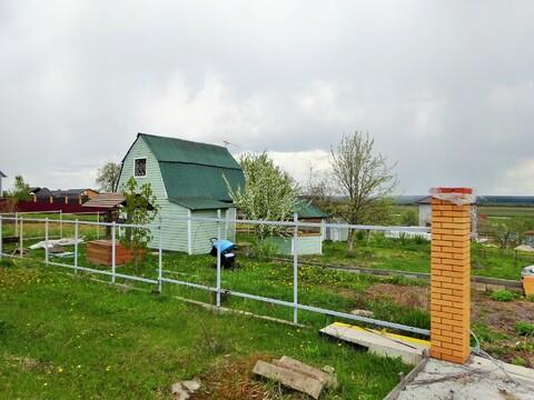 Летний дом с земельный участок 16 соток, в Серпуховском р-не