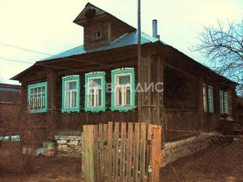 Камешковский район, деревня Сергеиха, Центральная улица, дом на .