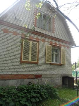 Дом 75 кв.м на участке 7 сот в с/т «Березка-5, п. Луговой