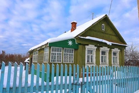 Дом в деревне Юрцово
