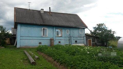 Купить дом в Парфино, Новгородской области