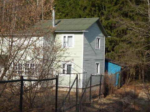 Дом 90 кв.м участок 11 сот. в лесу вблизи д.Болтино