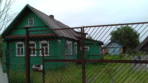 Продажа дома с земельным участком в городе Сольцы