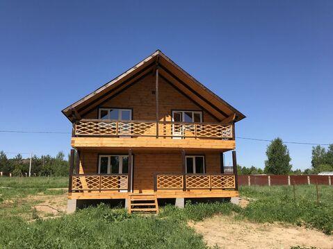 Новый дом в жилой деревне рядом Заповедной территорией
