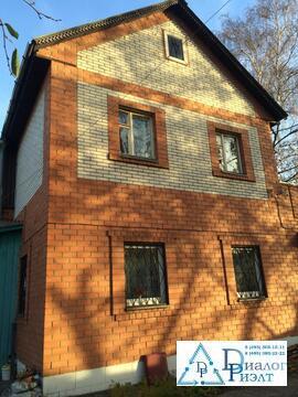 Двухэтажный кирпичный дом 196 кв.м. п. Токарево Люберецкого р-на