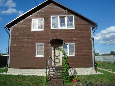 Продается жилой дом в д. Литвиново