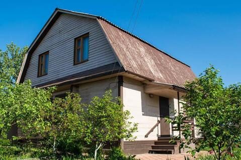 Рубленый дом со всеми удобствами в районе деревни Сопово