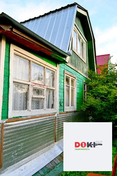Дача 40 кв.м. на участке 5 соток в черте г. Егорьевска