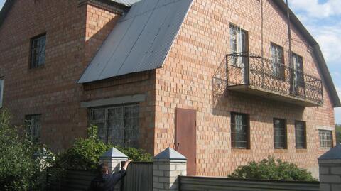 Двухэтажный жилой дом в п.Казенная Заимка г.Барнаул Алтайский край