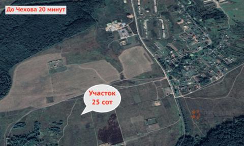 Продается земельный участок 25 соток сп Стремиловское, д. Ермолово