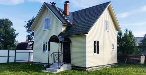 Продается дом 85 кв.м.