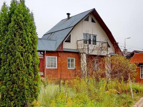 Дом 100 кв.м, Участок 20 сот. , Щелковское ш, 30 км. от МКАД.
