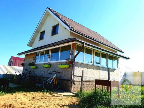 Дом 114 м. в Ломоносовском р-не, Оржицы, на участке 10 сот.
