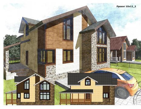 Покупайте деревянный дом своей мечты.