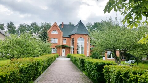 Шикарный 3-эт. дом с ремонтом 384 м2 на 18 сот в 11 км по М-2 в Быково