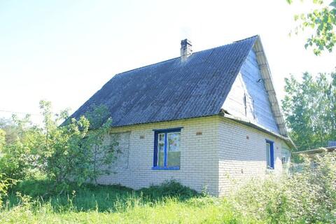 Продажа дома в Гдовском районе