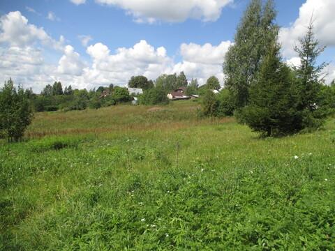 Участок, Дмитровское ш, 43 км от МКАД, Благовещенское д. Дмитровское .