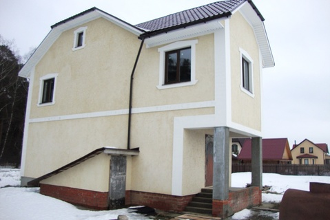 Дом 150 м2 в СНТ Виктория-1, с. Семеновское