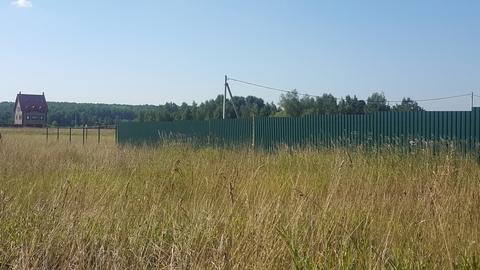 Продается земельный участок, Чехов г, Беляево д, 25 сот
