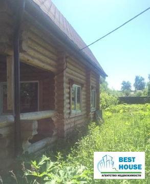 Дом 84 м2 на участке в 12 соток в деревне Красновидово