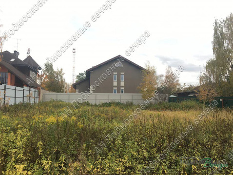 Рублево-Успенское ш. 20 км от МКАД, Борки, Участок 5.2 сот.