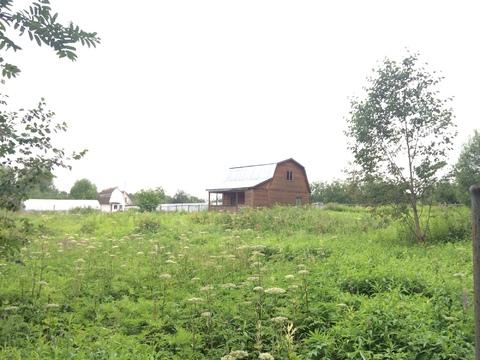 Продаётся Дача, каркасно-щитовой дом, участок 16 сот. 124 км от МКАД