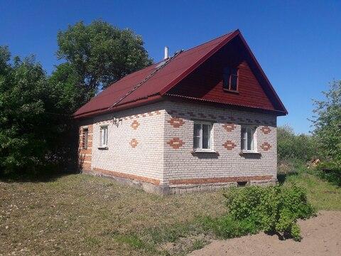 Продаётся зимний, тёплый, кирпичный дом 70м.кв.