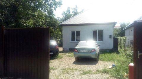 Продается дом г Краснодар, ул Ростовское Шоссе, д 158