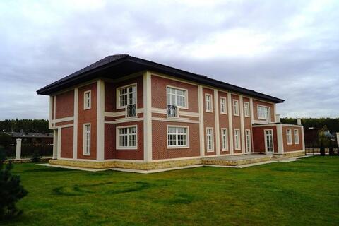 Дом под отделку 653 кв.м на участке 16 сот. Коттеджный поселок .