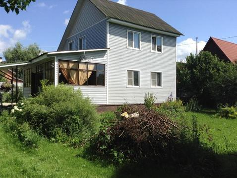 2-х эт. жилой, уютный дом из бруса пл. 140 кв. м со всеми удобств. с .