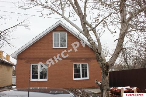 Продажа дома, Краснодар, Персиковая
