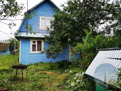 792. Калязин. Два дома с участком 15 соток на ул. Мичурина.