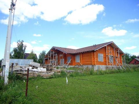 Дом 370 кв.м, Участок 16 сот. , Новорижское ш, 31 км. от МКАД. .