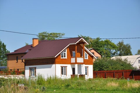 Дом 120 кв.м, Участок 6 сот. , Дмитровское ш, 57 км. от МКАД.