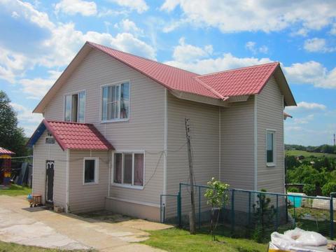 Брусовой дом для круглогодичного проживания