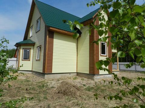 Дом под ПМЖ Верховье Киевское Калужское шоссе 8 соток