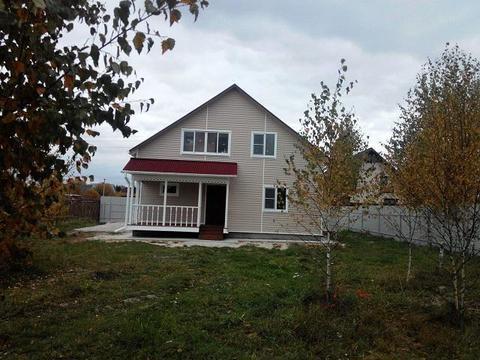 Алачково д, Чеховский район 45 км от МКАД, дом 140 кв м.