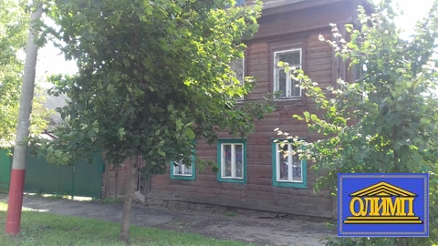 Продам долю дома по ул. Воровского.