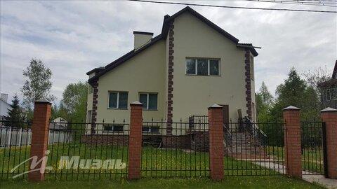 Продажа дома, нии Радио, Одинцовский район