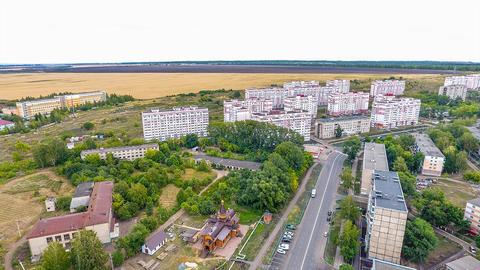 Земельный участок общей площадью 123 сотки (1,23 Га) в г. Саранск