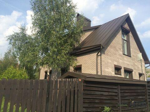 Современный зимний дом 130 кв.м. , участок 6 соток , до Москва-реки .
