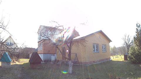 Дом 160 кв.м, Участок 6 сот. , Волоколамское ш, 30 км. от МКАД.
