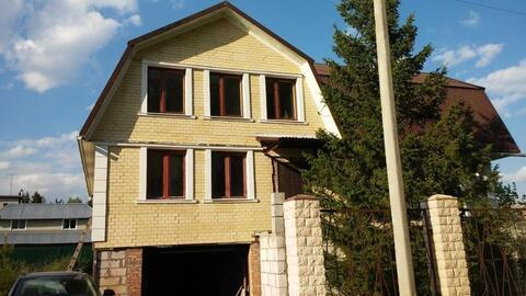 Дом 270 кв.м, участок 24 сот. , Новорижское ш, 50 км. от МКАД.