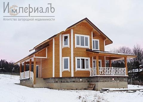 Новый дом 165 кв.м на участке 22 соток