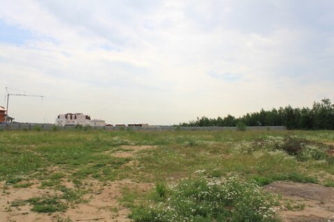 Новорижское ш. 12км. Село Николо-Урюпино полевой участок 1.5 Га