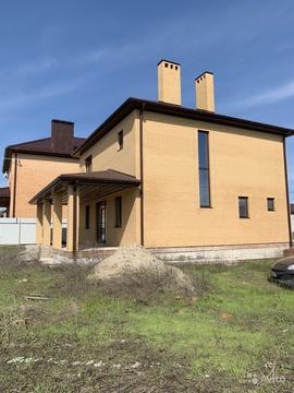 Дом 160 м на участке 6 сот.